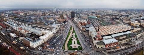 Легенды московской площади «…