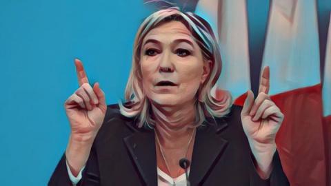Марин Ле Пен: антироссийские санкции — совершенная глупость, а Крым – русский