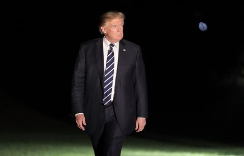 Трамп потерял 600 миллионов …