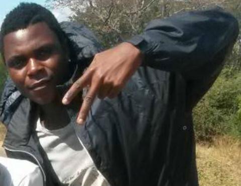В Мозамбике пятиметровый кро…
