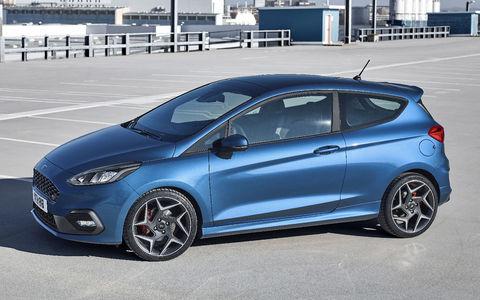 Новый Ford Fiesta ST: два «г…
