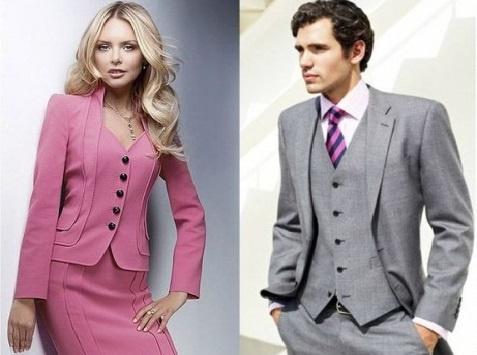 Почему у мужчин пуговицы справа, а у женщин – слева?