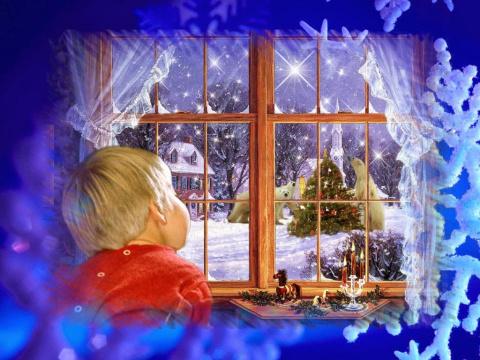 """Для детского сада и первоклассников: Сценарий пьесы """"Рождественская сказка"""""""