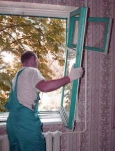 Как правильно сделать демонтаж окна