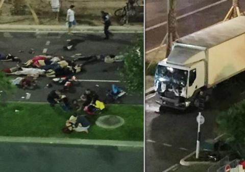 DailyMail: ИГИЛ взяло на себя ответственность за теракт в Ницце