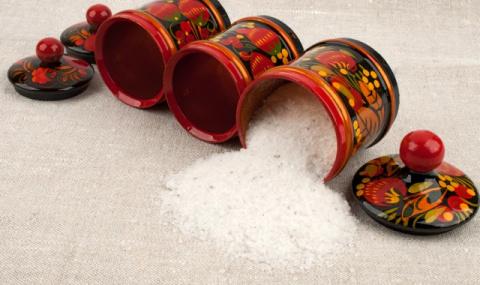 Соль - польза, вред и советы по лечению