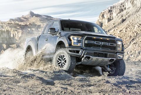Ford разрабатывает автопилот для бездорожья