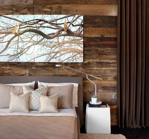 Дерево и образ дерева в интерьерах