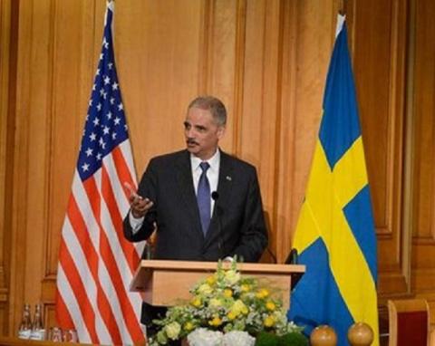 Швеция поставила на место СШ…