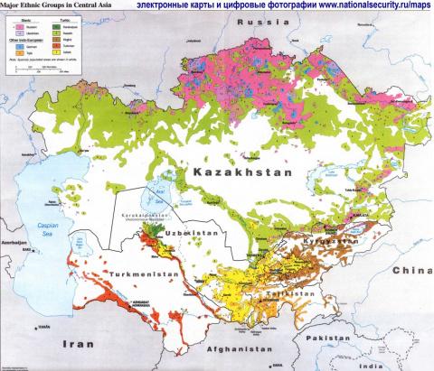 Изгнание русских из Средней …