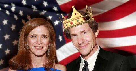 """""""Миссис лицемерие"""" и просто """"царь"""". Кто управляет американским президентом?"""