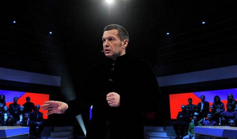 Соловьев отправил сына вЛондон вместо Сирии