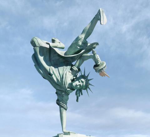 Как США приводят мир в полное умиление, и почему это не нравится русским