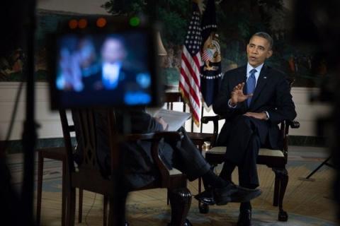 Обама отказался признать, что недооценил Путина