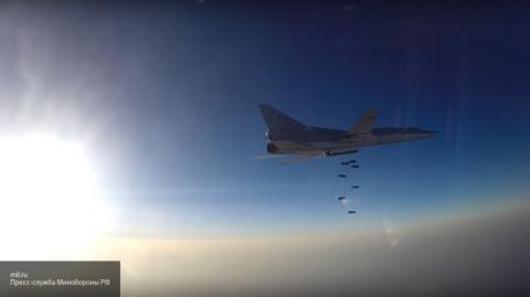 Сирия: ВКС РФ ликвидировали двести боевиков в Дейр-эз-Зоре