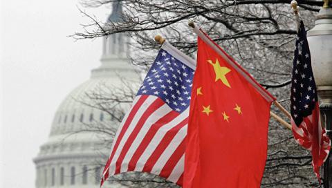 Советник Трампа заявил об экономической войне между США и Китаем