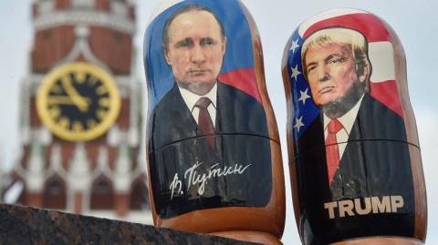 Владимир Путин и Дональд Трамп протянули провод до июля