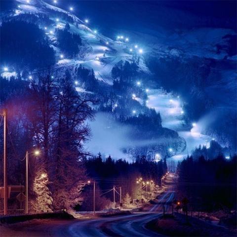 Ночь над Аляской. Фантастика!...
