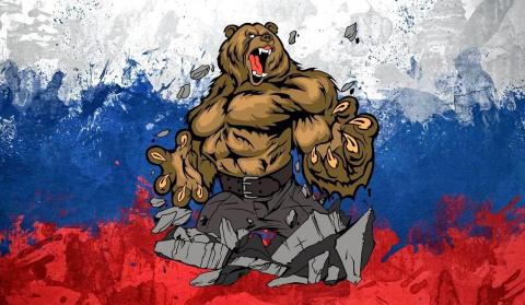 Мягкие лапы русского медведя