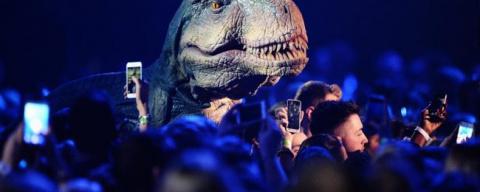 Что было бы с динозаврами, е…