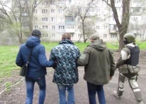 В ЛНР задержали украинскую д…