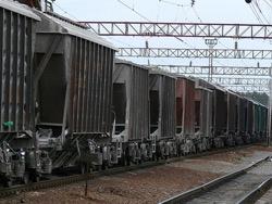 Грузовые поезда пустили по дороге в обход Украины на регулярной основе