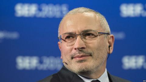 Ходорковский: Запад уже долж…