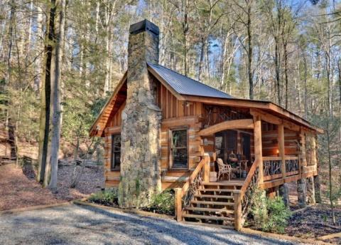 Оригинальные ультрасовременные дачные домики, оформленные по свежим интерьерным трендам