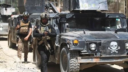 Иракская армия установила пл…