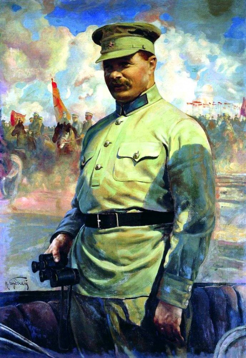 Гордость Отечества: генерал …