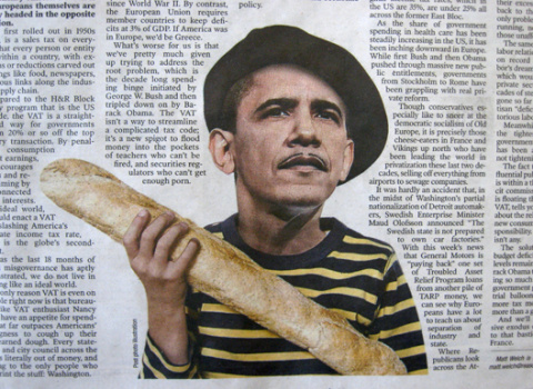 Обама - кандидат в президент…