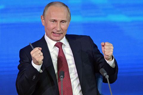 Россия берет Украину «на слабо»