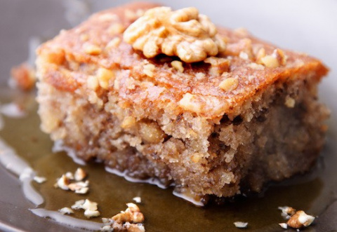 Яркие блюда с грецкими орехами