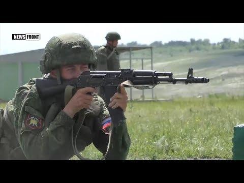 Армия России: подготовка экипажей БМП-3 и Т-72