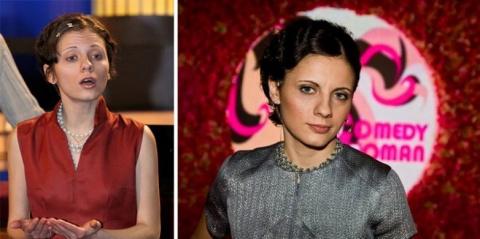 Участницы Comedy Woman тогда и сейчас
