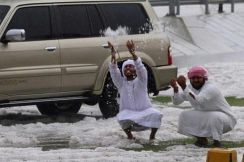 30 удивительных снимка из Дубая
