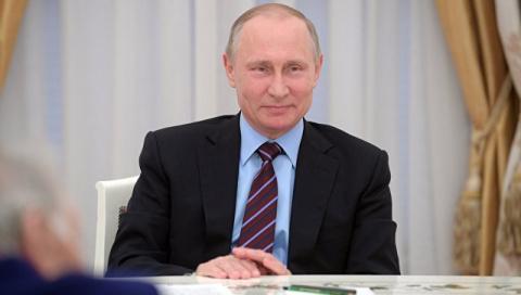 Путин отверг обвинения о вмешательстве хакеров из России в выборы на Западе