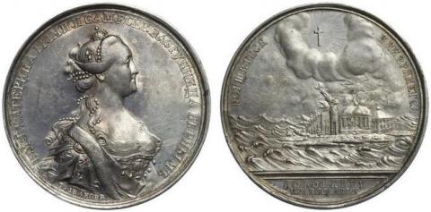 Медаль «Поборнику православия»