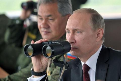 «Боевая мощь» России напугал…