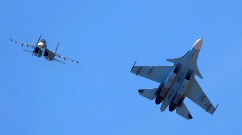 ABC: Российский истребитель …
