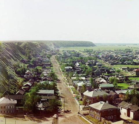 Прокудин-Горский: кадры Российской империи