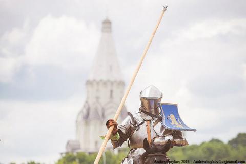 Почему на Руси не было рыцарства и турниров?