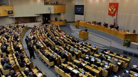 В Госдуме прокомментировали маразмы Украины об обыске в администрации Путина