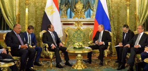 Египтяне — Путину по-русски:…