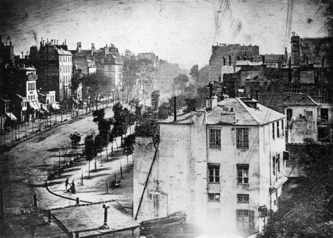 Старейшие сохранившиеся фотографии двадцати крупнейших городов мира