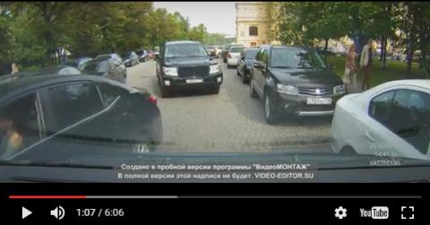 Нападение коммерсантов в СПб