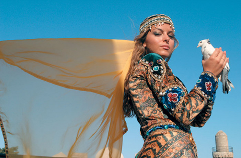 Современные свадебные традиции Азербайджана