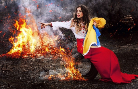 Украина — страна, где гасят звезды