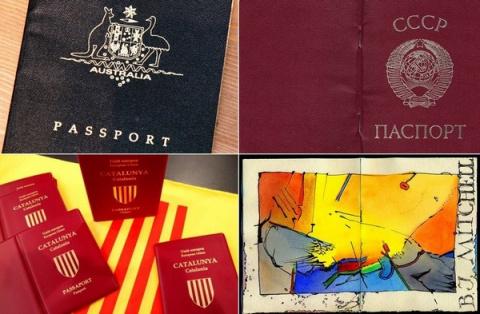 10 самых необычных в мире паспортов