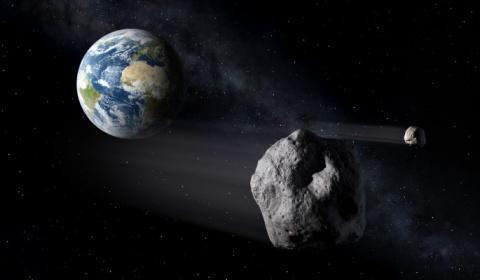 Челябинский метеорит взорвал…